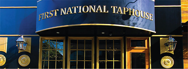 First National Taphouse in downtown Eugene (6)
