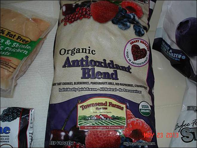 Oregon frozen berry mix recalled after link to hepatitis A
