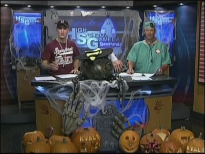 High School Gameday: Halloween Spooktacular '10 - Part 2