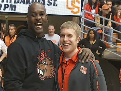 Former Beavers: Gary Payton headed to Hall of Fame