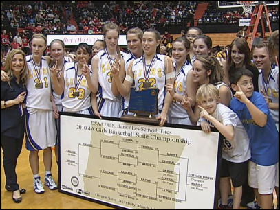 4A Girls State Tournament: Cottage Grove wins first OSAA crown