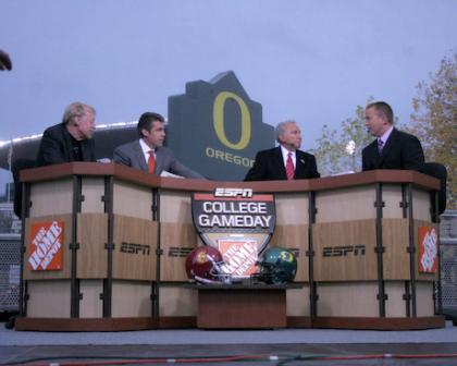 Duck Football: ESPN&#39;s College GameDay returning to Eugene