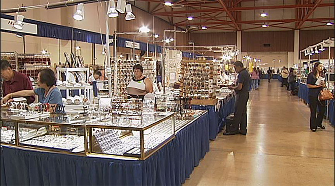 Gem Faire 2012 in Eugene (2)