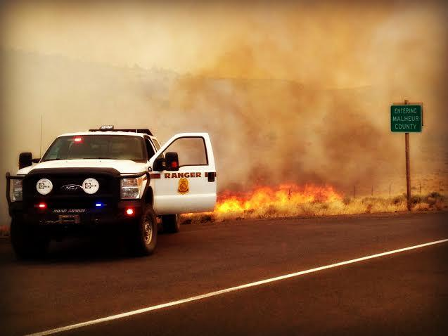 State of Emergency: 'Oregon is facing a severe fire season'
