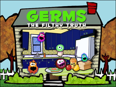 Germs: The Filthy Truth
