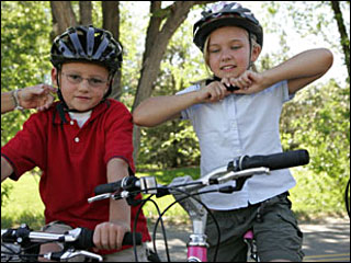 Bicycle safety starts with you