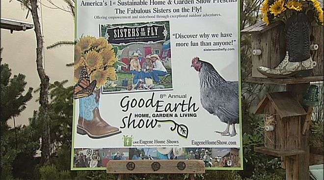 Green Earth Home, Garden and Living Show