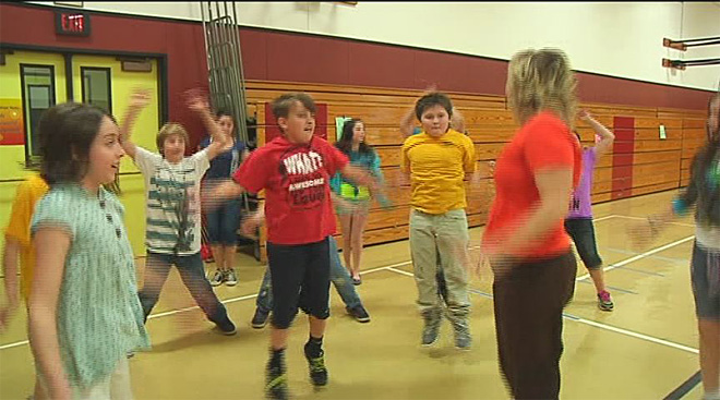 Group wants adults to help kids make healthy choices (2)