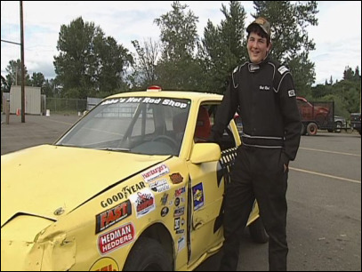 Kaptivating Kidz: Hot Rod Perry owns the paved oval
