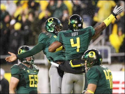 Videos: Oregon vs. Arizona postgame