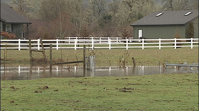 Heavy rains put Western Oregon on flood watch - 3