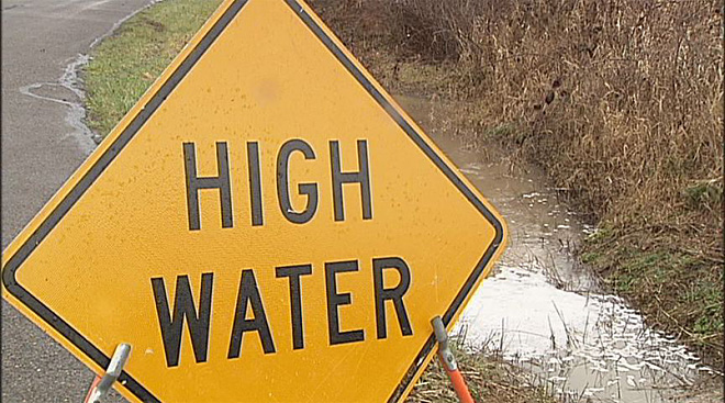 Heavy rains put Western Oregon on flood watch - 7