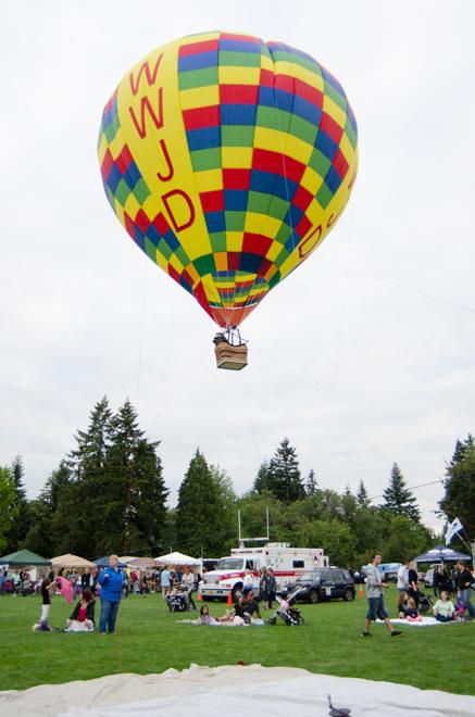 Festival Of Balloons in Tigard