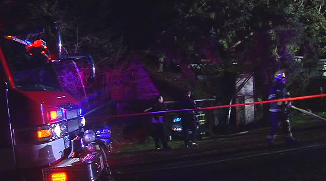 Body found in burning home near Hendricks Park