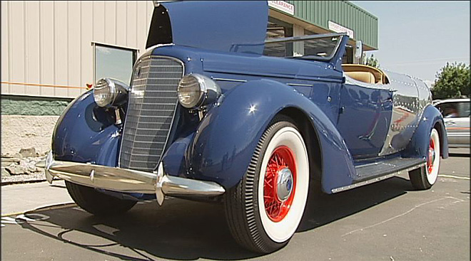 1936 Speedster valued at $3.3M visits Eugene