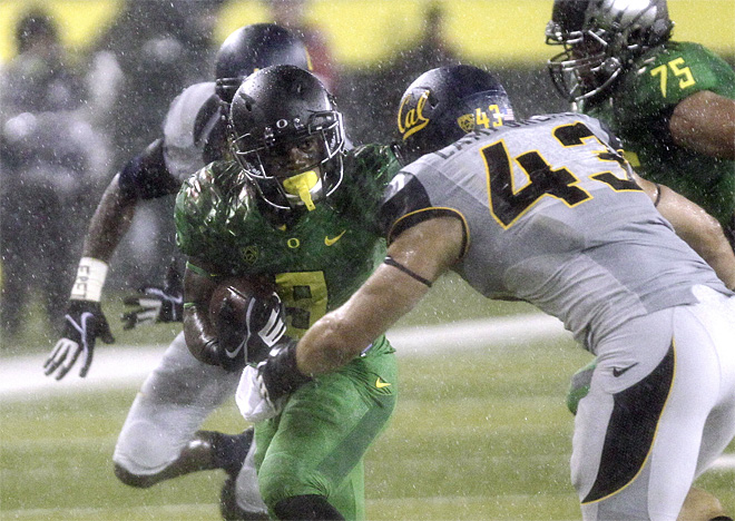 California Oregon Football