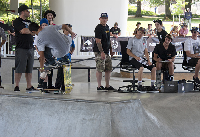 Inaugural Northwest Jam first major event for WJ Skate Park