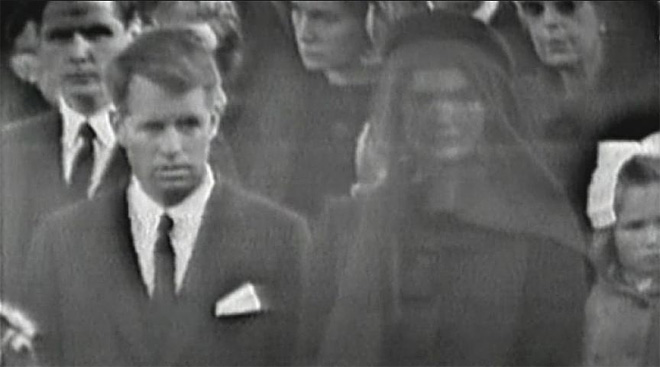 JFK assassination and TV