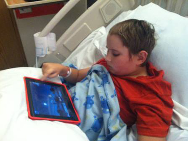James Dahl recovering from radical brain surgery (15)
