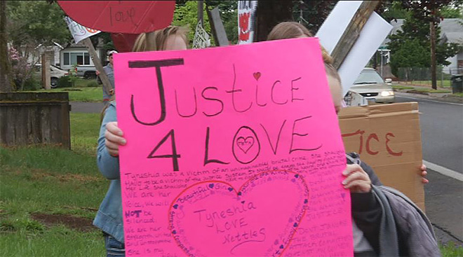 Justice 4 Love - Police look for suspect in brutal beating of Springfield girl 10