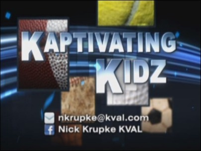 Know of any 'Kaptivating Kidz'?