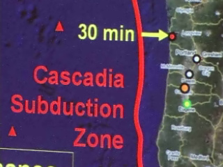 Odds of major earthquake off Oregon Coast in next 50 years are 1 in 7