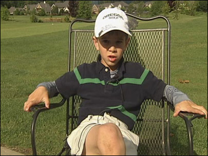 Kaptivating Kidz: Classical cellist and golfer at 8 years old