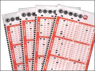 powerball tickets