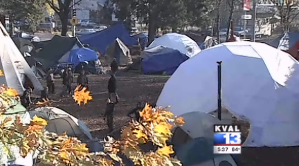 KVAL_Occupy_Eugene_camp--take_2
