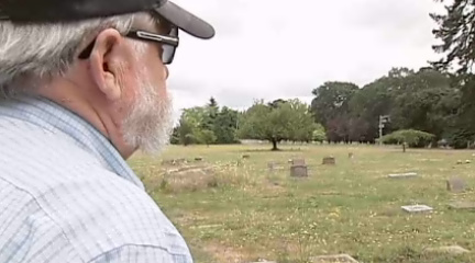 Cemetery groundskeeper: 'The trend has gone from burial to cremation'