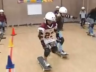 Skateboarding comes to local P.E. class