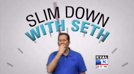 Slim Down with Seth: &#39;From an 18 to a 2&#39;