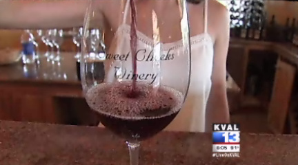 Local wineries and warm weather: 'We need that sunshine'