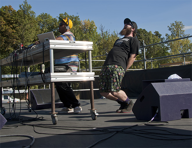 Kaleidoscope Music Fest dazzles at Emerald Meadows in Eugene - 71 - Photo by Tristan Fortsch