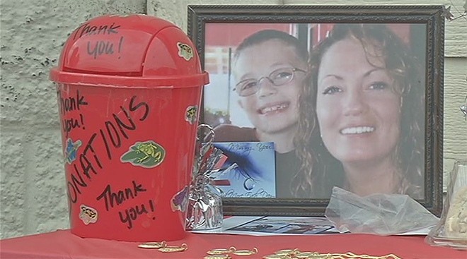 Kar Wash For Kyron helps fund search for missing boy