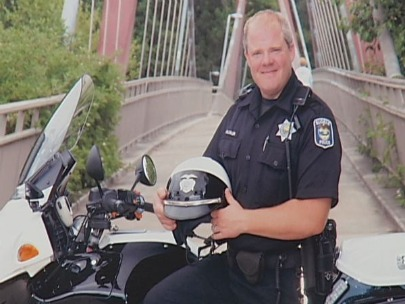 Officer's father: 'They risk their lives and limbs to protect'