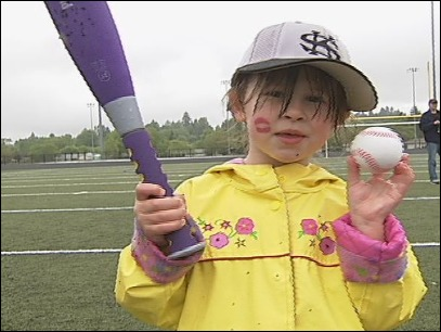 Kaptivating Kidz: Little rain doesn't damper Lil' Hitters