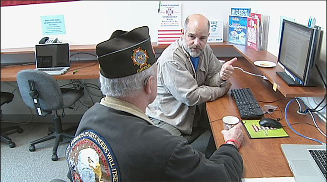 Lane Community College Veteran Service Center 4