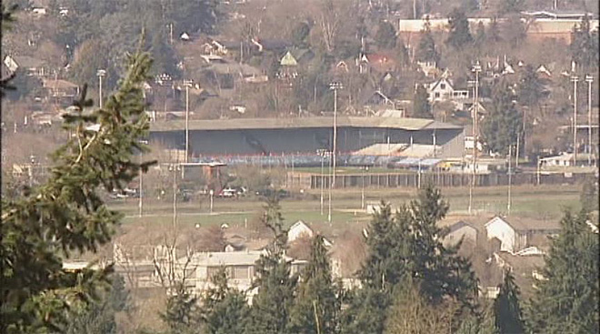 Eugene Civic Stadium