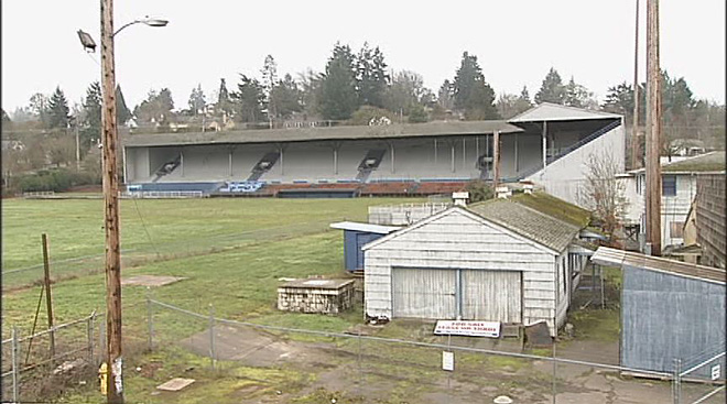 City of Eugene revises offer for Civic Stadium