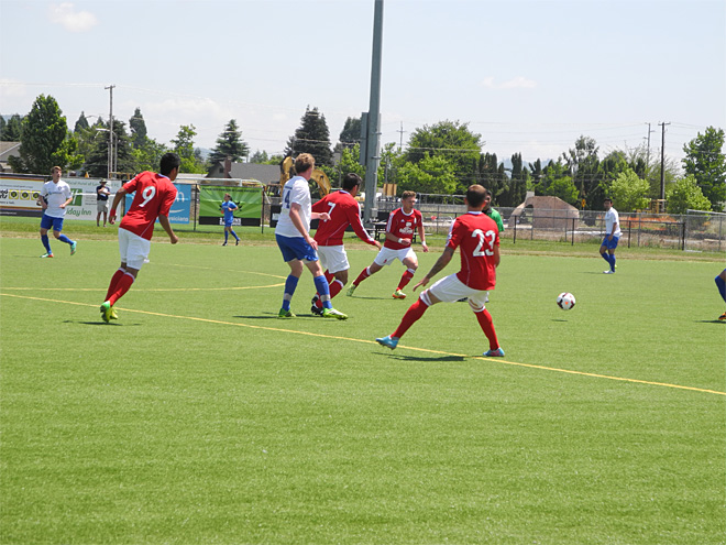 Lane United dominates Puget Sound, 4-1
