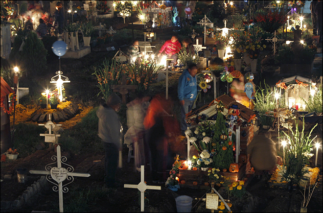 Latin America Day of the Dead Photo Gallery