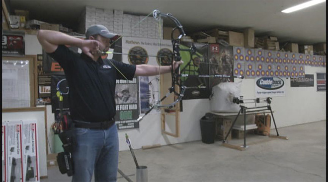 Local carpenter wins national field archery championship