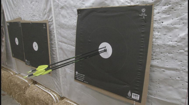 Local carpenter wins national field archery championship (4)