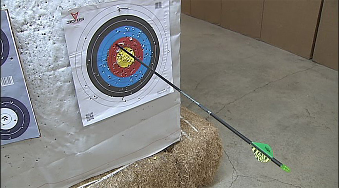 Local carpenter wins national field archery championship (5)