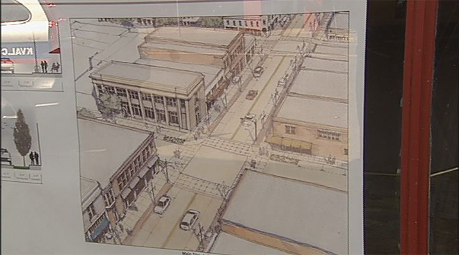 Maintenance on Main St. to improve downtown Cottage Grove