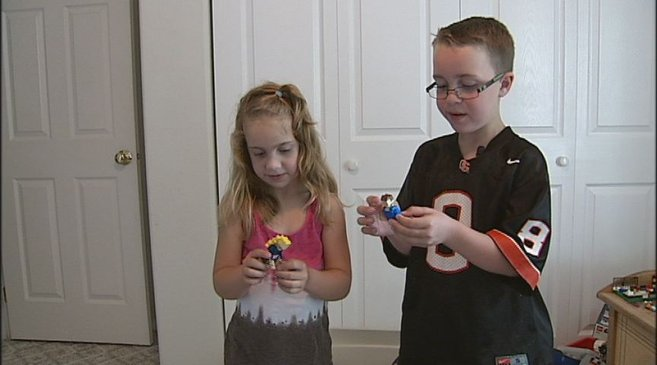 Make-A-Wish: 'They're like Legos buildings of you'