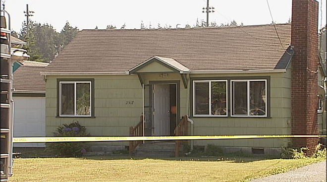 Man charged with killing wife in their North Bend home 02
