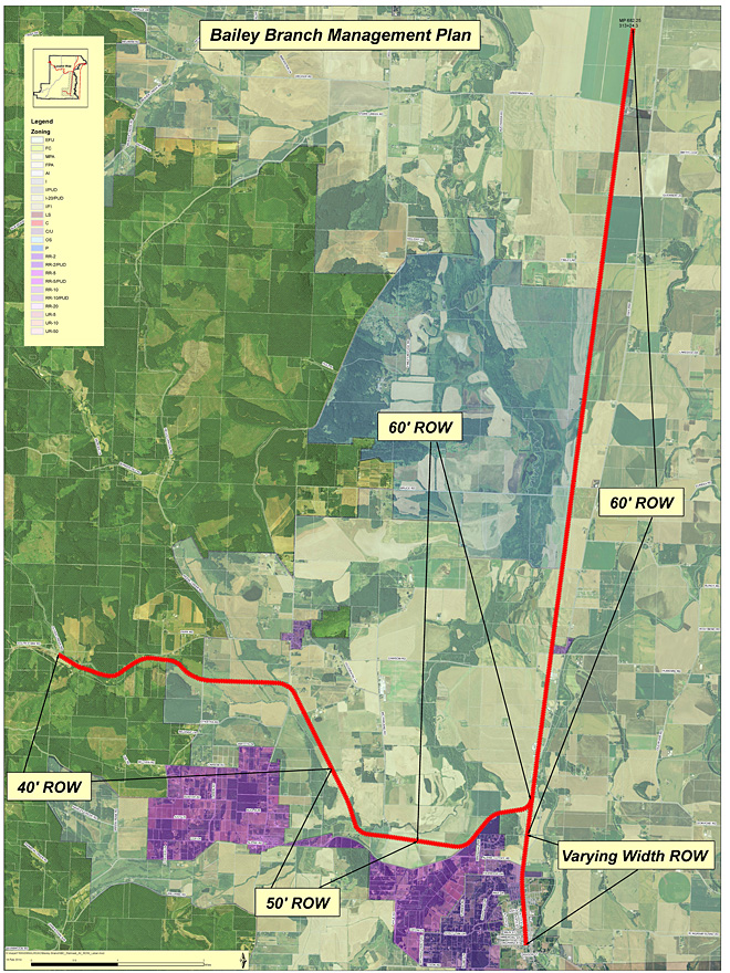 All aboard! Benton County seeks public input on Bailey Branch rail line