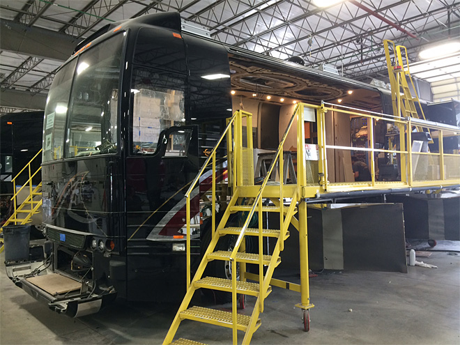 RV maker in Coburg to hire 25 as production expands